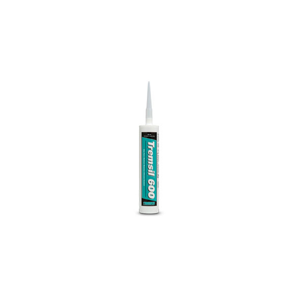 Tremsil 600 Clear Silicone Glazing Sealant 944800323