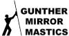 Gunther Mirror Mastics Logo