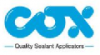 Cox Quality Sealant Applicators Logo